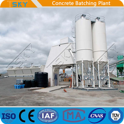 Common Commercial PLD3200 Stationary Batching Plant