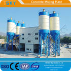 Zero Failure Rate HZS60 4m Concrete Batching Mixing Plant