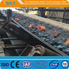 ST/S630 Fire Resistant Steel Cord Conveyor Belt Fire Retardant Conveyor Belt