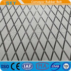 Diamond Grooved Rubber Conveyor Belt Diamond Rubber Sheet