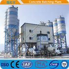 High Capacity HZS240 Automatic Concrete Batching Plant