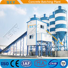 Modular Stationary HZS120 Concrete Batching Equipment