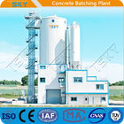 AC 380V 50HZ 240m3/h HLS240 Tower Batching Plant