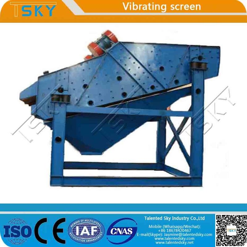 ZSG High Efficiency Heavy 9m² Vibratory Screen