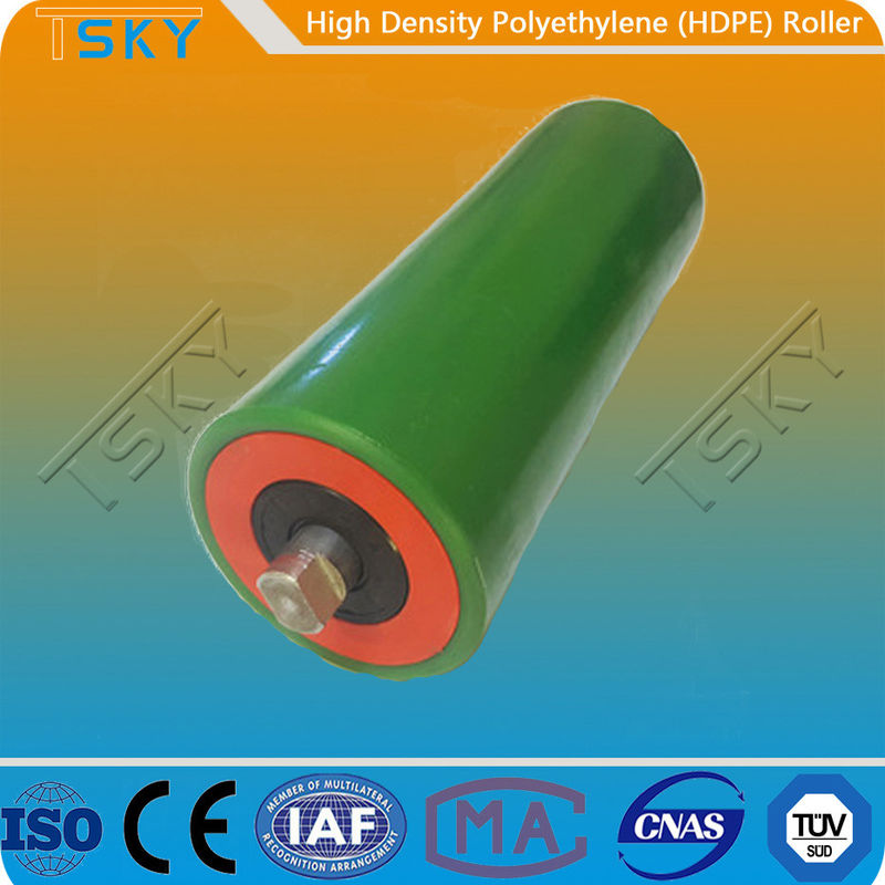 Wear Resistant High Density Polyethylene HDPE Roller