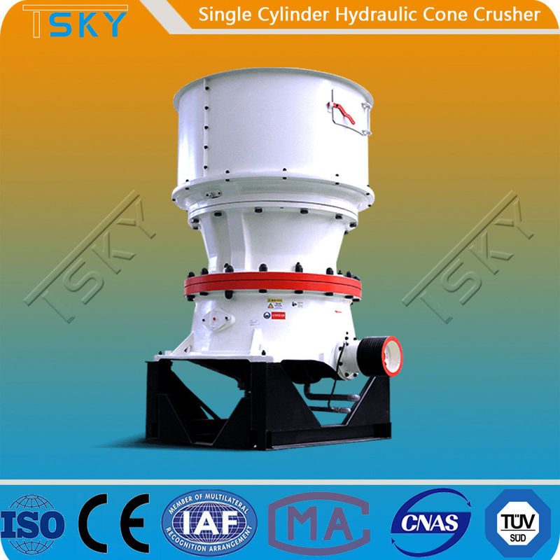 HPST440S Single Cylinder Hydraulic Cone Crusher