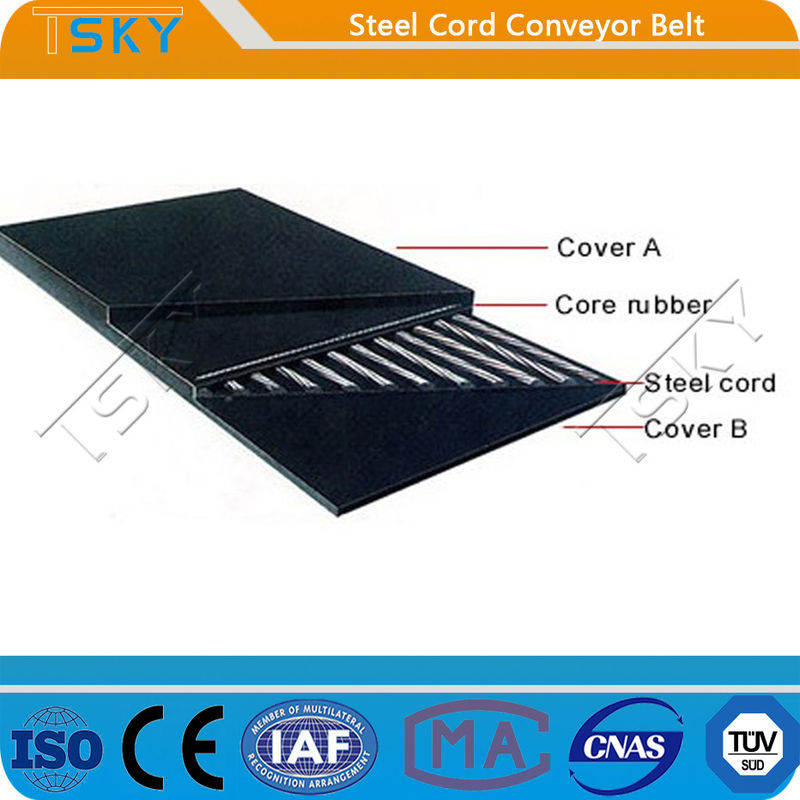 ST Series ST1000 Steel Cord Conveyor Belt