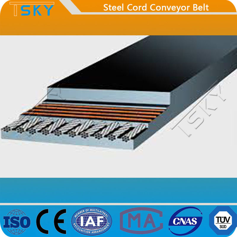 ST Series ST1600 Steel Cord Conveyor Belt