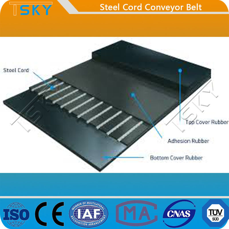 ST Series ST2500 Steel Cord Conveyor Belt