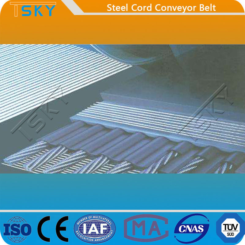 GX Series GX2500 Steel Cord Conveyor Belt