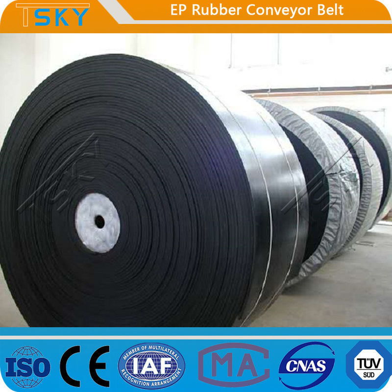 Long Distance Heavy Load EP400 Conveyor Rubber Belt
