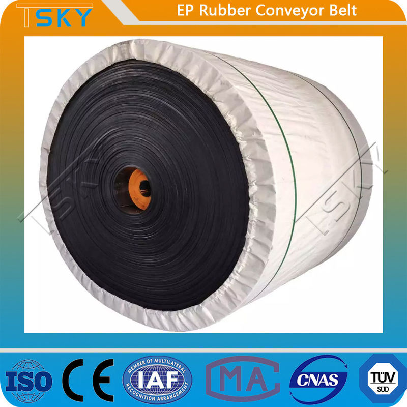 EP Series 4 Ply EP600 2200mm Conveyor Rubber Belt