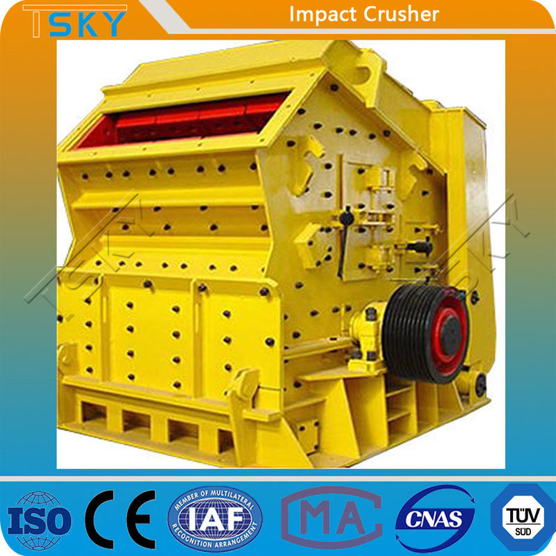 PFT-1007	Secondary Crushing Machine Impact Crusher