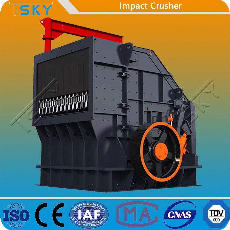PFT-1210	Secondary Crushing Machine Impact Crusher