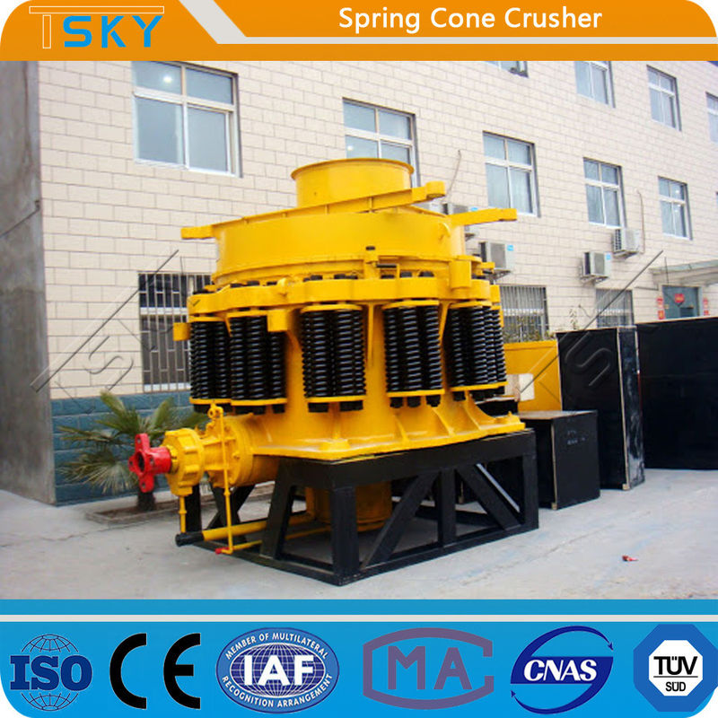3910mmx2894mmx3809mm PYZT1750 80tph Stone Crusher Machine