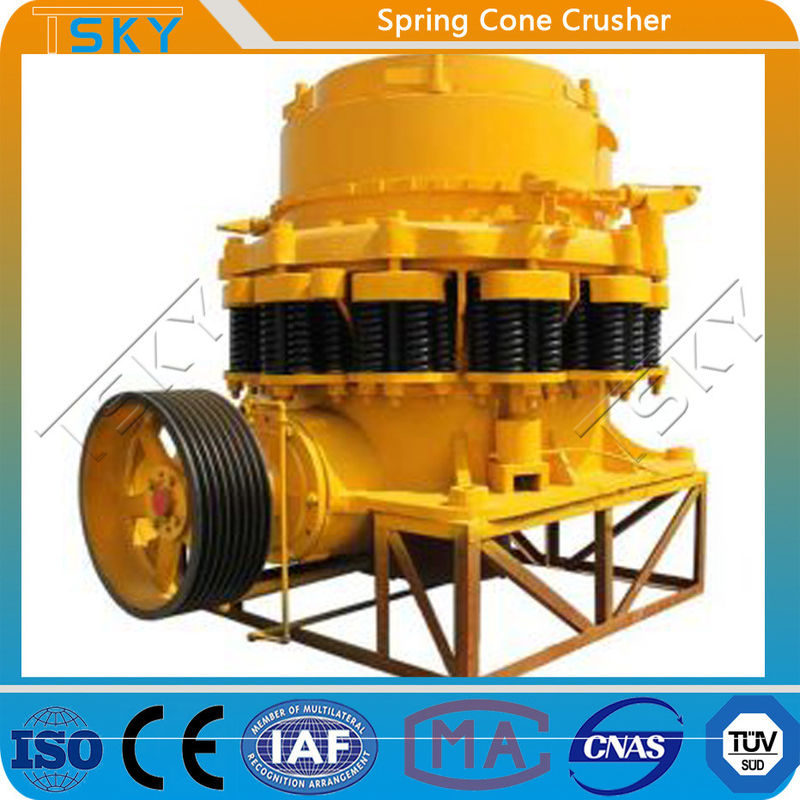 PYDT1750 Spring Cone Crusher High Efficiency Stone Crushing Machine