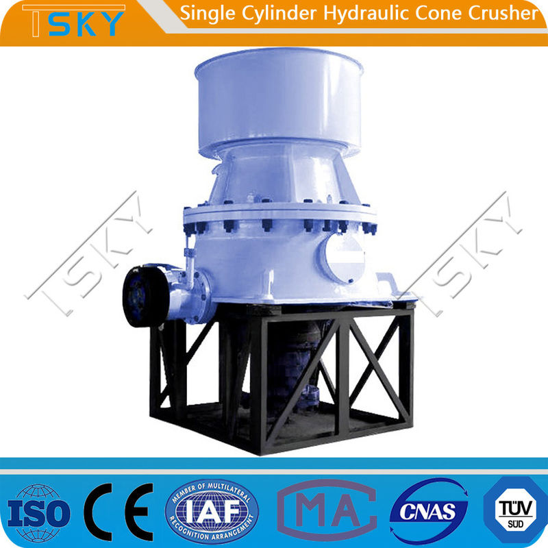 HPST100S Single Cylinder Hydraulic Cone Crusher