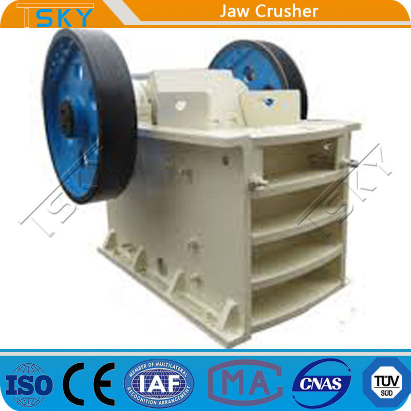 PET 900×1200 High Crushing Ratio 450tph Jaw Stone Crusher