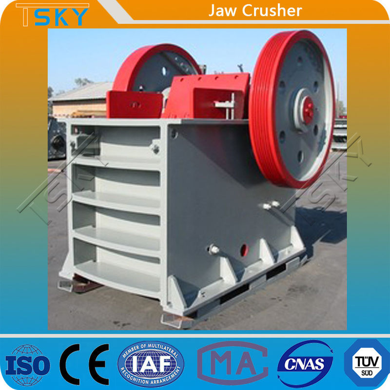 PEXT-250×1000 Jaw Crusher Stone Crushing Machine