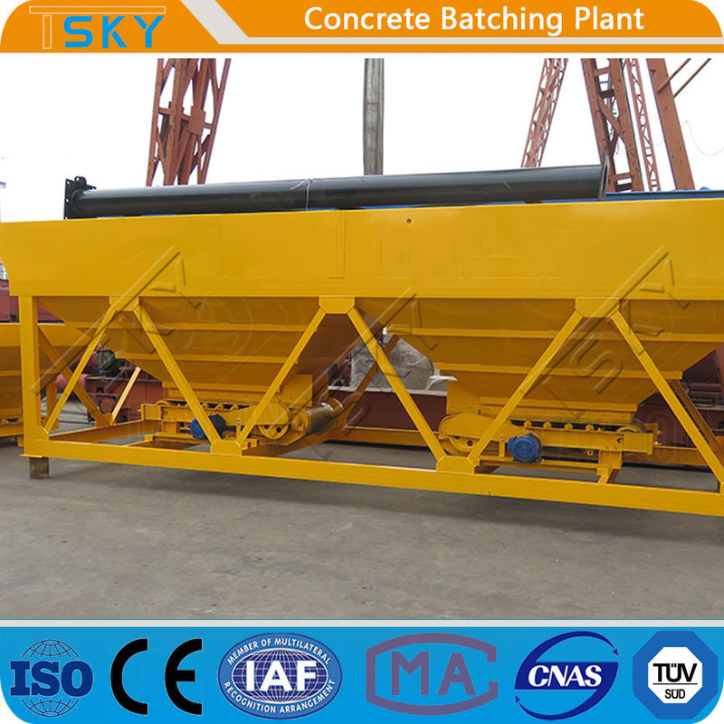 PLD3200 Integrated Design Aggregate cement Batching weighing Machine