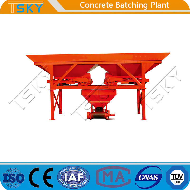 Easy Cleaning PLD800 Concrete Batching Machine
